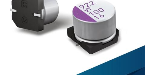 Polymer Aluminum Solid Capacitors from Panasonic