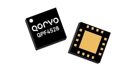 Qorvo QPF4528 Front End Module for Enterprise Wi-Fi 6 Systems