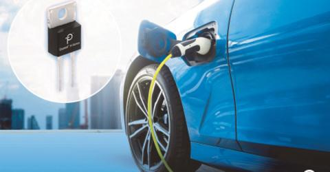 QH12TZ600Q Automotive-Qualified Qspeed Silicon Diode