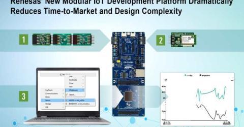 Quick-Connect IoT Development System