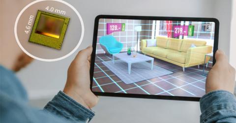 Time of Flight Based REAL3 3D Depth Sensor