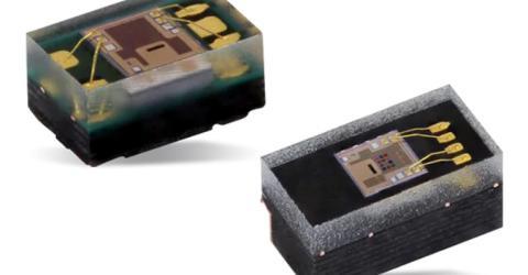 VEML3328 & VEML3328SL RGBC-IR Colour Sensors