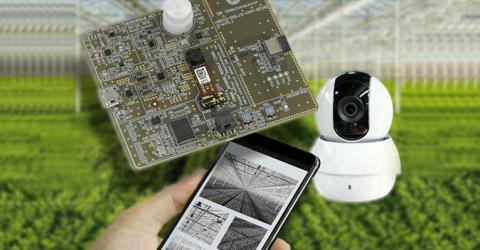 RSL10 Smart Shot Camera from On Semiconductor