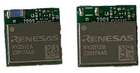 RYZ012 Bluetooth Low Energy 5 Module