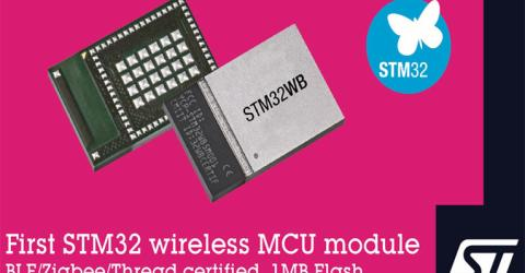 STM32WB55 Ultra-Low Power Wireless Microcontroller