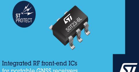 STMicroelectronics BPF8089-01SC6 RF Front-End