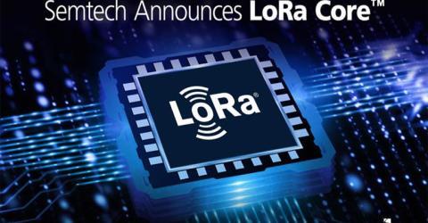 SX1303 LoRa Core Chipset from Semtech Corporation