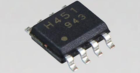 TB67H451FNG Motor Driver IC