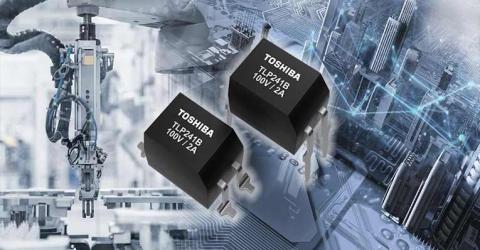 TLP241B Photorelay from Toshiba Electronics