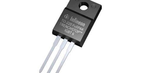TO-220 FullPACK TRENCHSTOP IGBT6