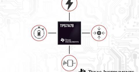 TPS7A78 - Smart AC/DC linear regulator
