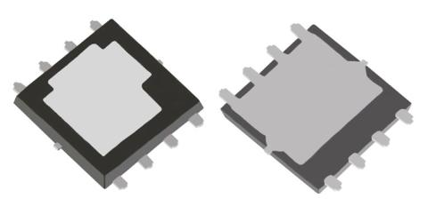 New 40V N-channel Power MOSFETs with Improved Thermal Performance
