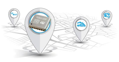 Easy-to-Use GNSS Module for Industrial and IoT Applications