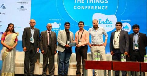 The Things Conference India 2019 commenced on October 18 & 19 at HICC Hyderabad