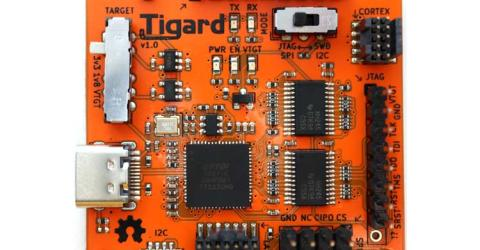 Tigard - FT2232H based Multi-Protocol, Multi-Voltage, Open-Source Tool
