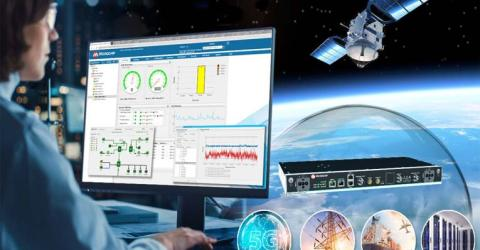 TimePictra 11 Timing Infrastructure Management System