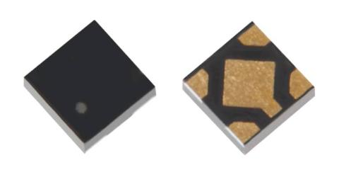 New Small Surface Mount LDO Regulators Lower Power Consumption in Battery-driven Devices