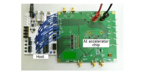 Toshiba Develops Ultra-low-power Analog AI Accelerator Chip for Embedded Systems