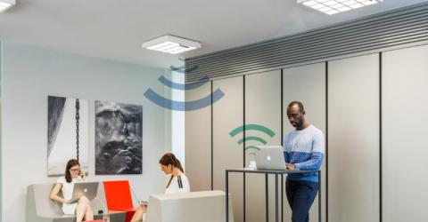 Signify launches Trulifi -  The Reliable, high-speed commercial LiFi systems
