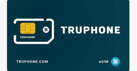 Truphone SIM card