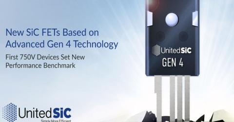 UJ4C SiC FET Series by UnitedSiC