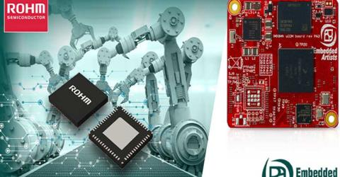 Ultra-Low IQ PMIC to Power NXP iMX8M