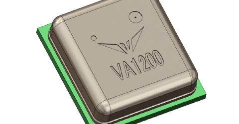 VA1200 Analog Piezoelectric Voice Accelerometer