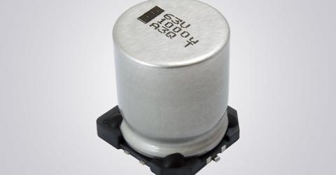 Vishay's Aluminum Electrolytic Capacitor