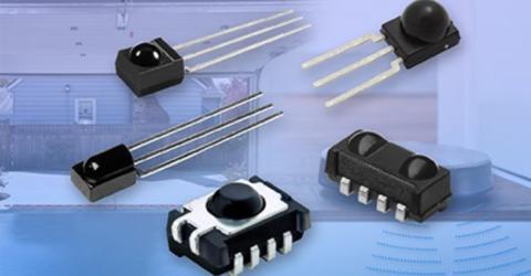 TSSP9xxx Long Range IR Proximity sensor modules with fast reaction time of 300 μs