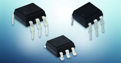 Vishay Intertechnology Optocouplers Feature Static dV/dt of 1000 V/μs