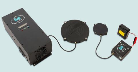 Wibotic Wireless Charging and Power Optimization Solution