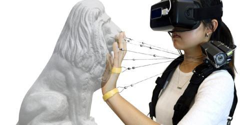 Wireality Virtual Reality Device