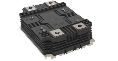 3.3kV XHP3 IGBT power Module for compact and scalable inverter designs