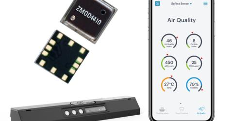 Renesas Gas Sensor ZMOD4410