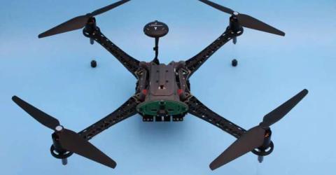 Drone-Qualcomm