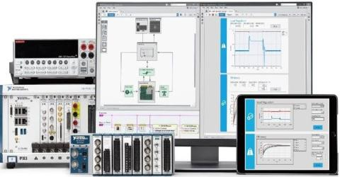 labview adds FPGA module and web module