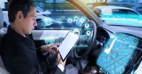 autonomous vehicle- AI