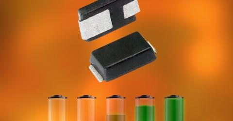 New Rectifiers in MicroSMP Package Increase Power Density, Improve Efficiency