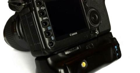 DSLR Camera with Raspberry Pi