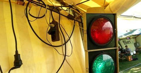 Raspberry Pi Netlight: The Internet Indicator