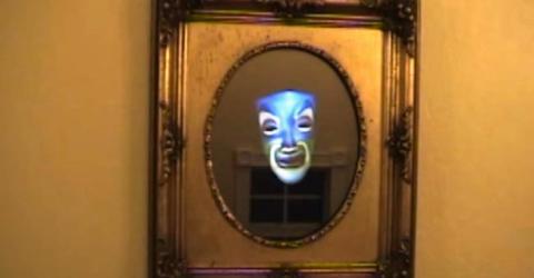 DIY Talking Magic Mirror