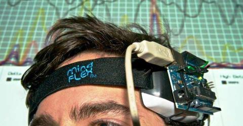 Mind Controlled Arduino using Mindflex headset