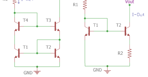 Current Mirror Circuit: Wilson and Widlar Current Mirroring Techniques