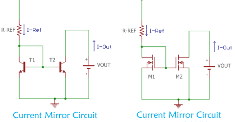 Current Mirror Circuit