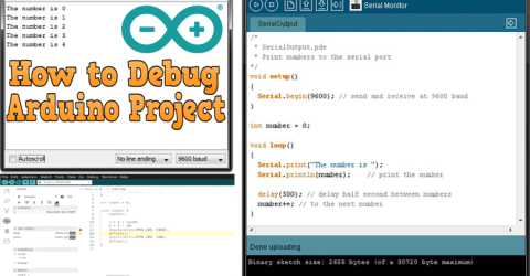 How to Debug an Arduino Project: Arduino IDE Debugging Tools