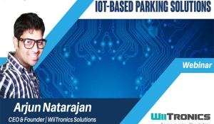 Arjun Natarajan, CEO of WiiTronics Solutions