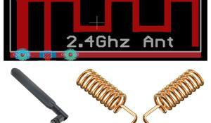 Designing 2.4 GHz PCB Antenna