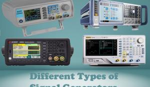 Different Types of Signal Generators and How to Select One