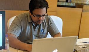 Mr. Hrishikesh Kamat, CEO of Shalaka Connected Devices