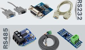 Differences between RS-485 Serial Protocols and RS-232 Serial Protocols